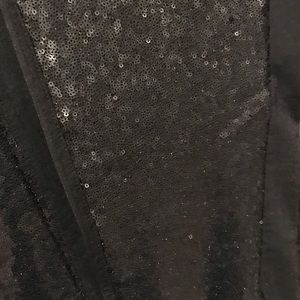 Lane Bryant Pants - Black sequin lane Bryant leggings